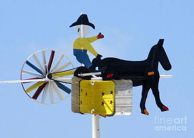 Photograph - Wilson Whirligig 10 by Randall Weidner