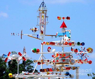 Photograph - Wilson Whirligig 12 by Randall Weidner