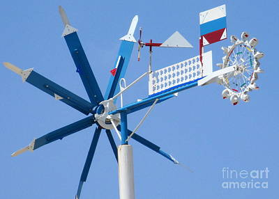 Photograph - Wilson Whirligig 16 by Randall Weidner