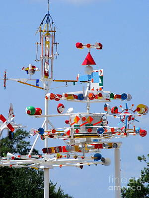 Photograph - Wilson Whirligig 17 by Randall Weidner