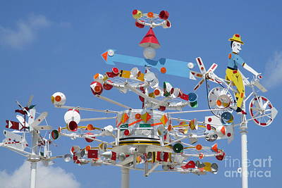 Photograph - Wilson Whirligig 19 by Randall Weidner