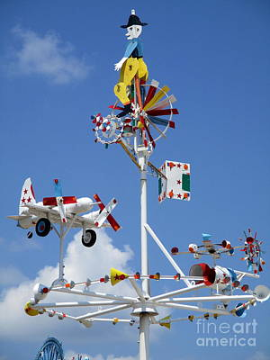 Photograph - Wilson Whirligig 20 by Randall Weidner