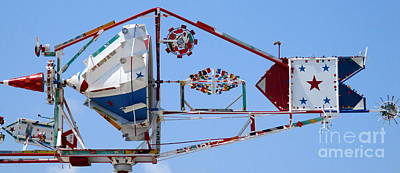 Photograph - Wilson Whirligig 8 by Randall Weidner