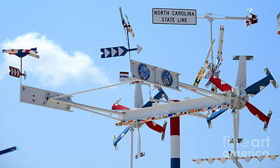 Photograph - Wilson Whirligig 9 by Randall Weidner
