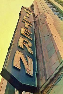 Wall Art - Photograph - Wiltern by Mary McGrath