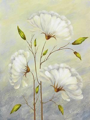 Painting - Wind  A by Vessela Kolibarova