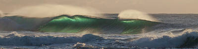 Photograph - Wind And Waves by Roger Mullenhour