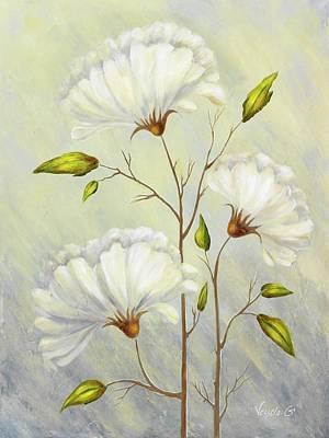 Painting - Wind  B by Vessela Kolibarova