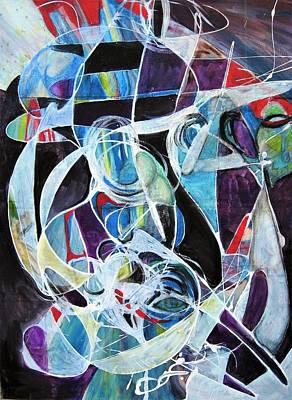 Wall Art - Painting - Wind Catcher by Larissa Pirogovski