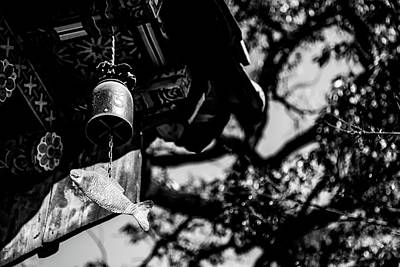 Photograph - Wind Chime by Hyuntae Kim