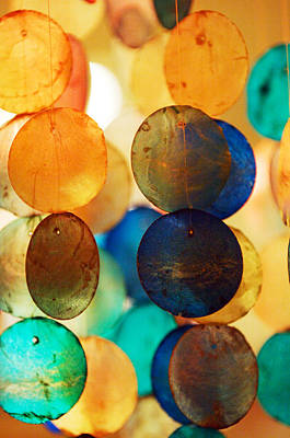 Photograph - Wind Chimes by Jill Reger