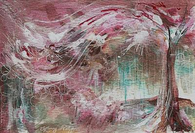 Painting - Wind Dance by Mary Wolf