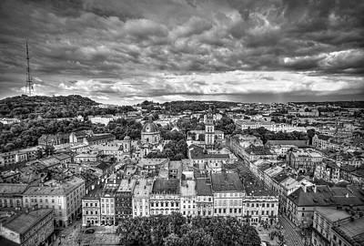 Lviv Photograph - Wind Of Change by Evelina Kremsdorf