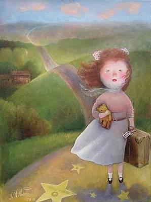 Norma Jean Original by Natasha Villone