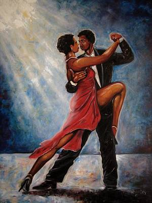 Painting - Steppin In Chicago by Emery Franklin