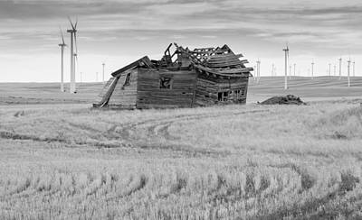Photograph - Wind On The Plains by Fran Riley