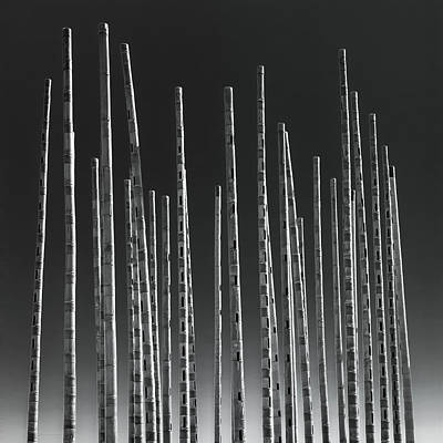 Photograph - Wind Organ by Wim Lanclus