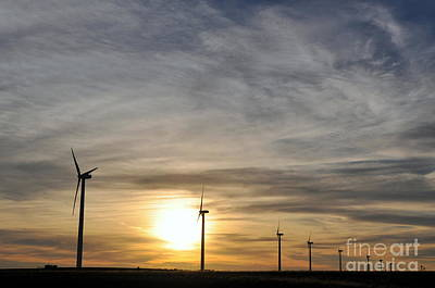 Photograph - Wind Power by Anjanette Douglas