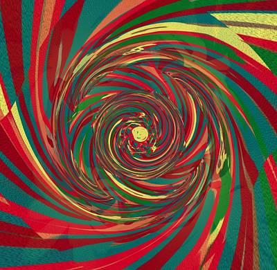 Digital Art - Wind Power by Halina Nechyporuk