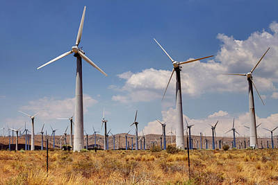 Photograph - Wind Power II by Ricky Barnard
