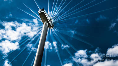 Photograph - Wind Power by Michael Arend