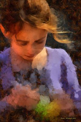Hamptons Digital Art - Wind Song by Richard Worthington