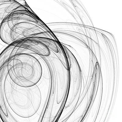 Digital Art - Wind Storm by Mary Machare