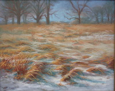 Painting - Wind Swept by Sharon Emig Weaver