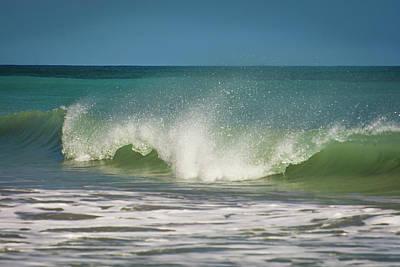 Atlantic Ocean Photograph - Wind Wave by Zina Stromberg