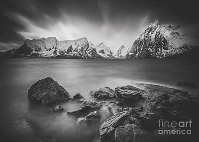 Photograph - Wind Worn by Pawel Klarecki