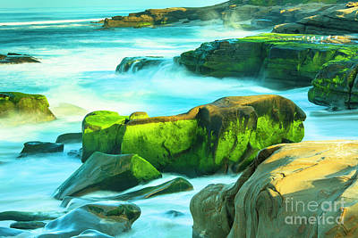 Photograph - Windansea Beach La Jolla by Ben Graham