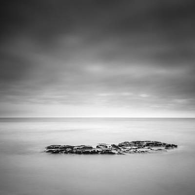Photograph - Windansea Solitaire by Alexander Kunz