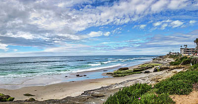 Surfing Photograph - Windansea Wonderful by Peter Tellone
