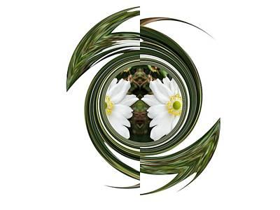 Digital Art - Windblown by Nancy Pauling