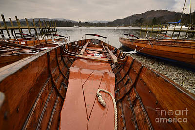 Lake Photograph - Windermere by Nichola Denny