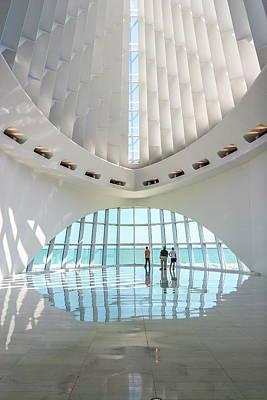 Photograph - Windhover Hall by Chuck De La Rosa