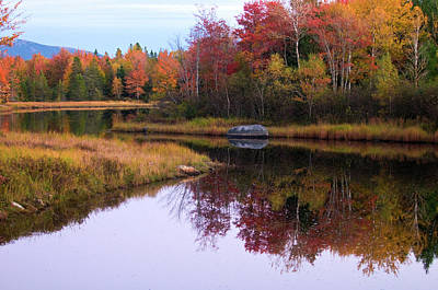 Photograph - Winding Into Autumn by Paul Mangold