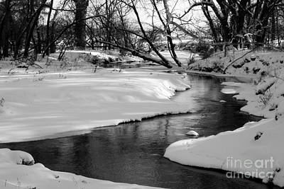 Photograph - Winding River by Julie Lueders