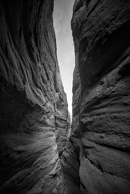 Photograph - Winding Slot Canyon by Alexander Kunz