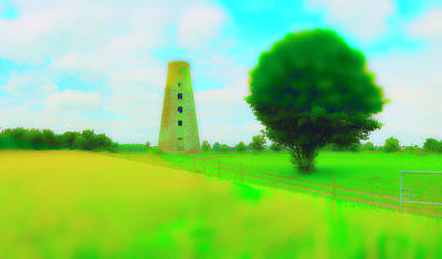 Photograph - Windless Mill by Jan W Faul