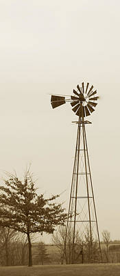 Photograph - Windmill #1 by Susan Crossman Buscho