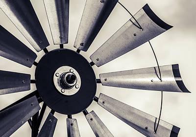Photograph - Windmill by David Johnson