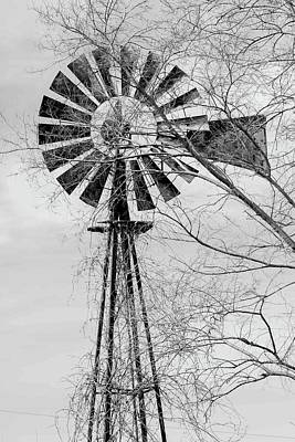 Photograph - Windmill by Deb Buchanan