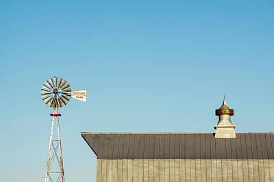 Photograph - Windmill Heritage by Todd Klassy