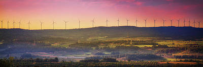 Photograph - Windmills In Spain by Tatiana Travelways
