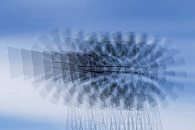 Photograph - Windmills Of My Mind by Deborah Hughes