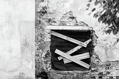 Photograph - Window #2895 by Andrey Godyaykin