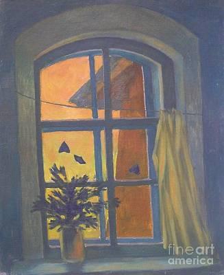 Window Art Print by Andrey Soldatenko