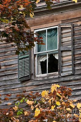 Photograph - Window by April Bielefeldt