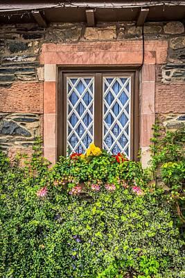 Photograph - Window by Bill Howard